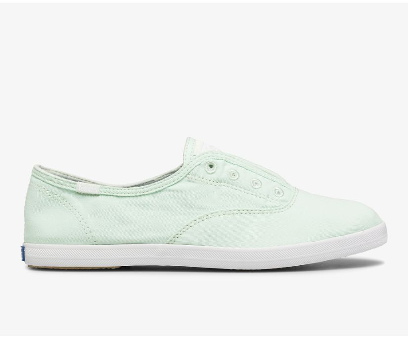 Chillax Washable Feat. Organic Cotton, Light Teal, dynamic