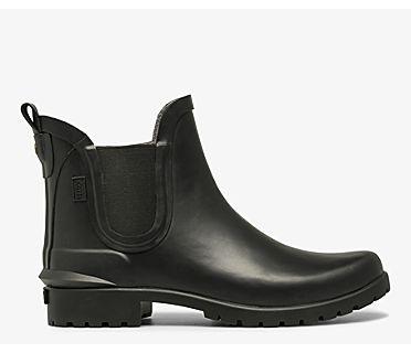 Rowan Rain Boot, Black Black, dynamic