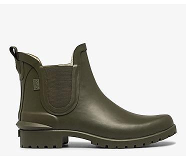 Rowan Rain Boot, Olive, dynamic