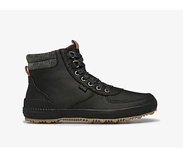 Scout Boot III Splash Canvas w/ Thinsulate™, Black, dynamic