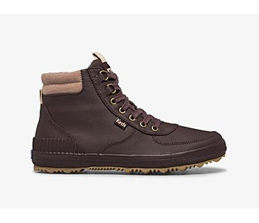 Scout Boot III Splash Twill, Burgundy, dynamic