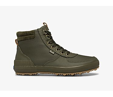 Scout Boot III Splash Canvas w/ Thinsulate™, Olive, dynamic