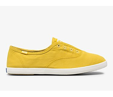 Chillax Washable Feat. Organic Cotton, Yellow, dynamic