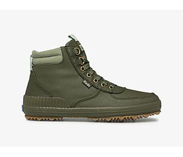 Scout Boot III Splash Twill, Olive, dynamic