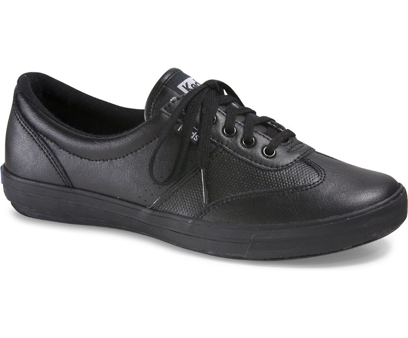Craze II Leather, Black Black, dynamic