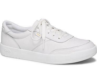 Match Point Leather, White, dynamic