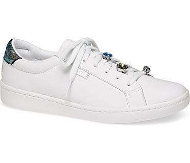Ace Leather Gem, White Multi, dynamic