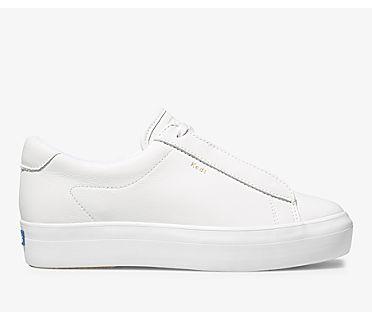 Rise Metro Leather, White, dynamic