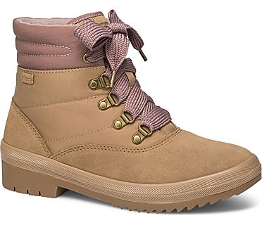 Camp Water-Resistant Boot w/ Thinsulate™, Brown, dynamic