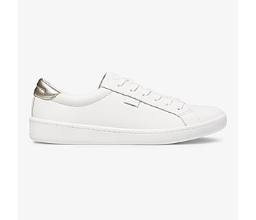 Ace Leather., White Champagne, dynamic