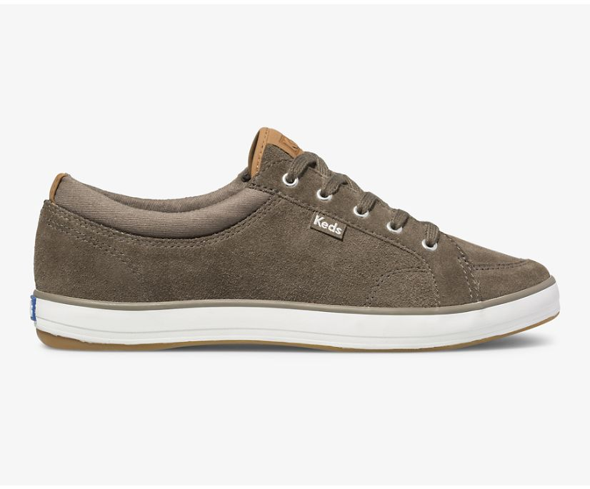 Center Suede, Bungee Cord Olive, dynamic