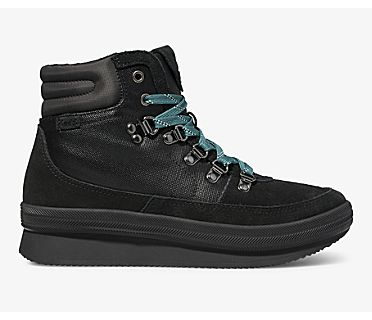 Midland Water-Resistant Boot, Black Black, dynamic