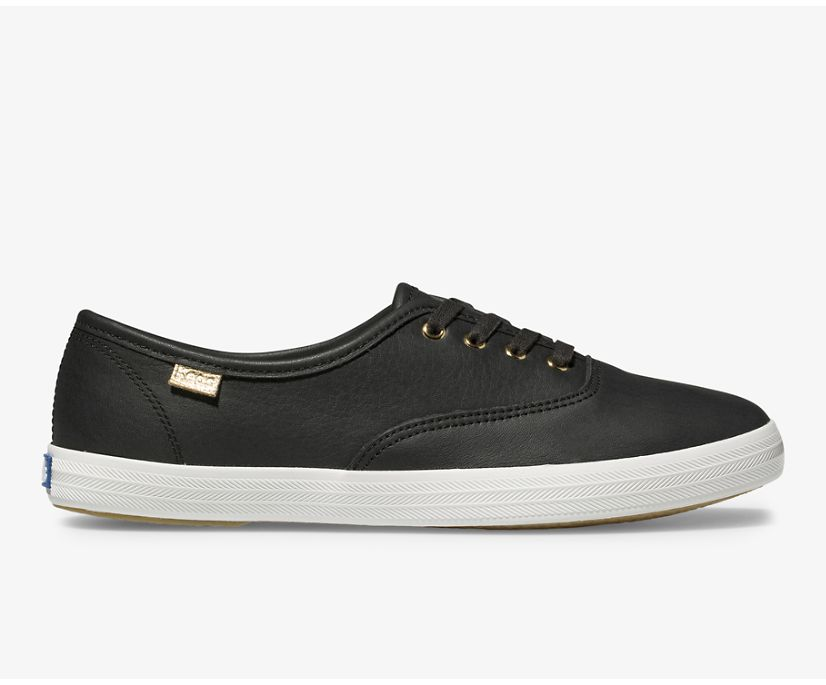 Champion Luxe Leather, Black, dynamic