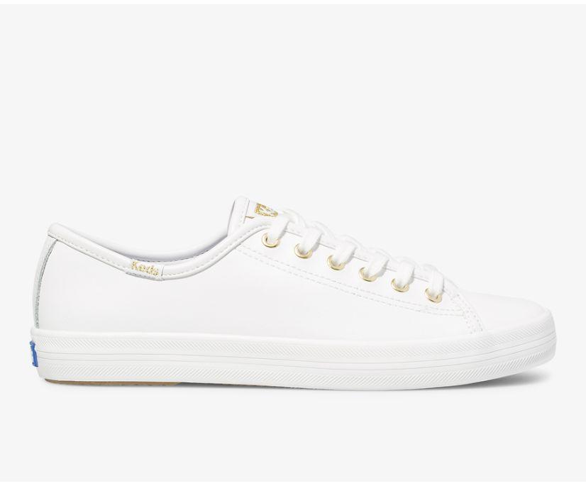 Kickstart Leather, White Gold, dynamic
