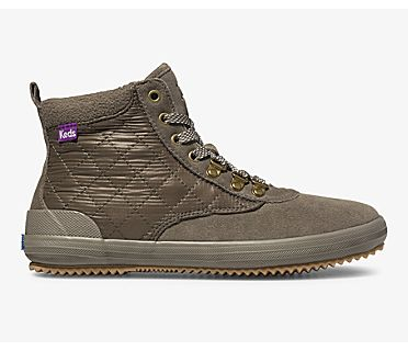 Cyber Scout Boot II Water-Resistant Suede, Bungee Cord Olive, dynamic