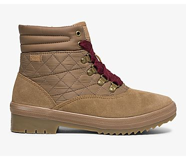 Camp Boot Water-Resistant Suede w/ Thinsulate™, Toasted Coconut, dynamic