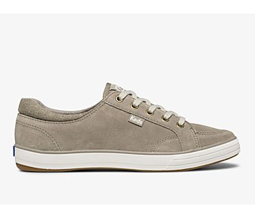 Center II Suede, Dove Gray, dynamic
