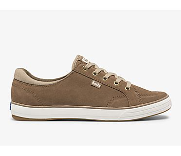 Center II Suede, Brown, dynamic