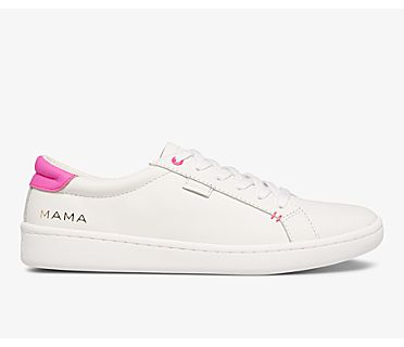 Keds x Hatch Ace, White Pink, dynamic