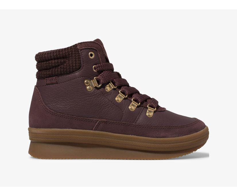 Midland Boot Luxe Leather w/ Thinsulate™, Burgundy, dynamic