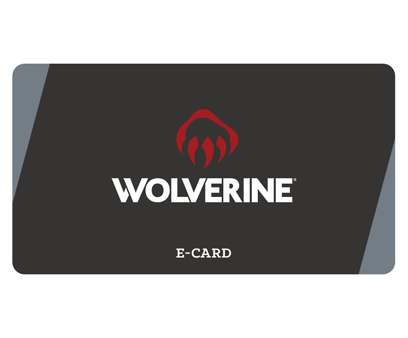 Wolverine Gift Card, eGift Card, dynamic