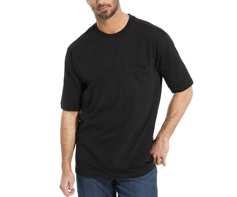 Knox Short Sleeve Tee, Black, dynamic