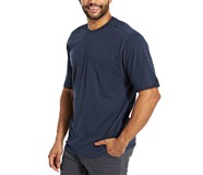 Knox Short Sleeve Tee, Navy, dynamic