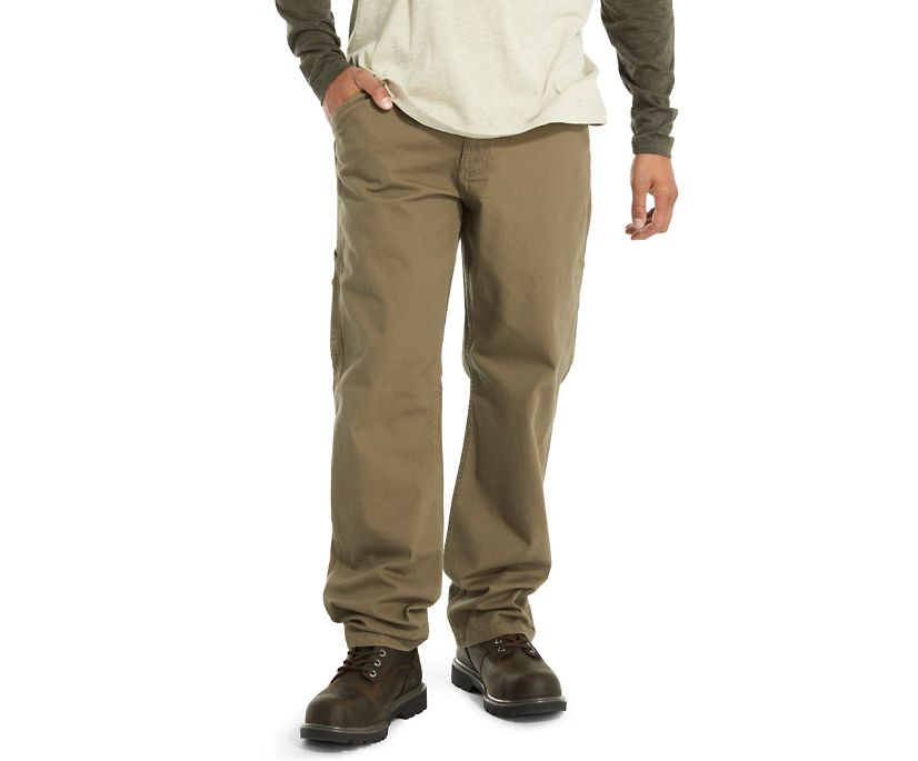 Steelhead Stretch Pant, Gravel, dynamic