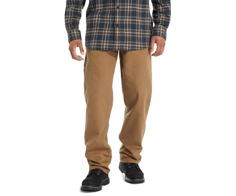 Steelhead Stretch Pant, Hickory, dynamic