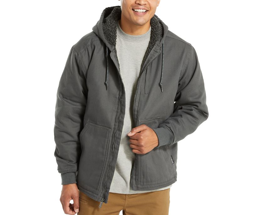 Sturgis Jacket, Granite, dynamic