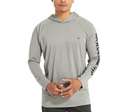 Sun Stop Pullover Hoody, Concrete Heather, dynamic