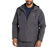 I-90 Rain Jacket, Granite, dynamic