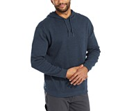 Walden Hooded Thermal, Navy Heather, dynamic