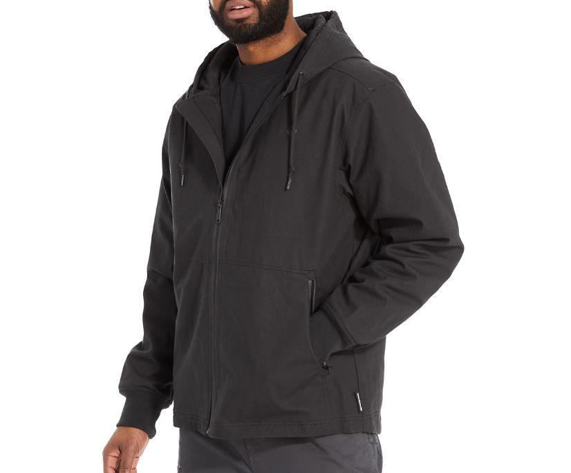 Fortifier Jacket, Black, dynamic