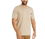 Guardian Cotton Pocket Tee, Tan Heather, dynamic