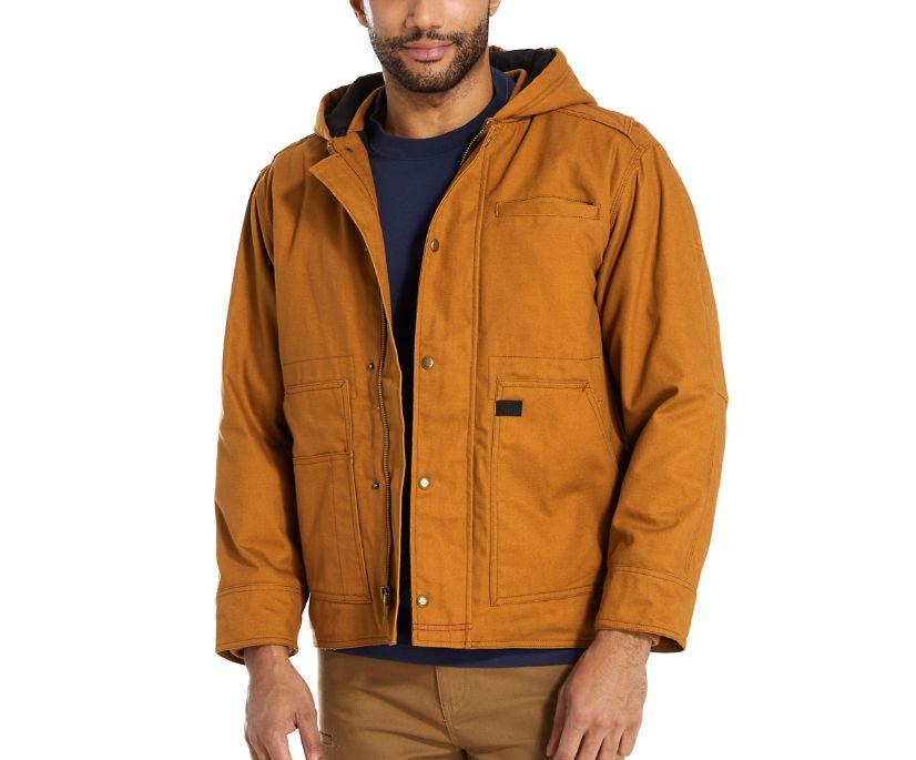 Guardian Cotton™ Work Jacket, Cedar, dynamic