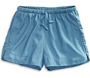 Pull-on Shorts, Blue, dynamic