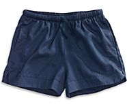 Pull-on Shorts, Navy, dynamic