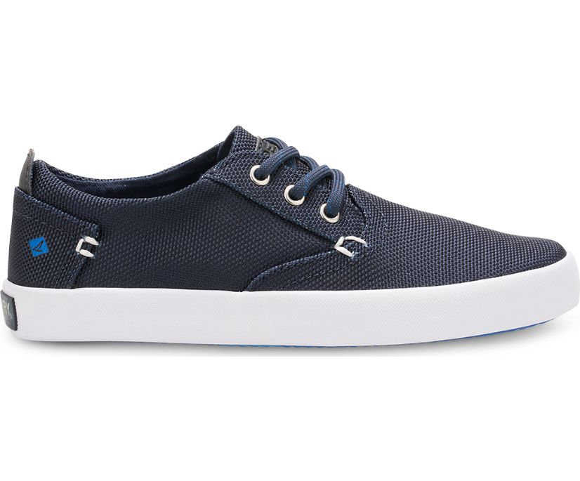 Bodie Sneaker, Navy, dynamic