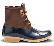 Saltwater Duck Boot, Navy, dynamic