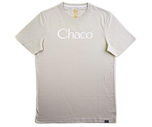 Chaco Logo Tee, Cream, dynamic