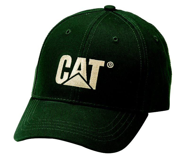 Trademark Cap, Forest Green, dynamic