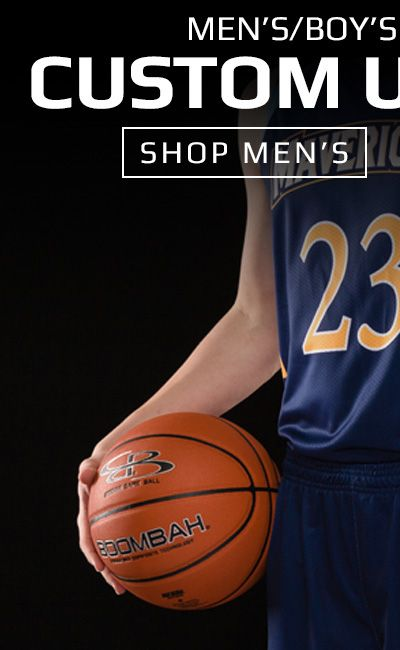 Shop Men's Basketball Uniforms