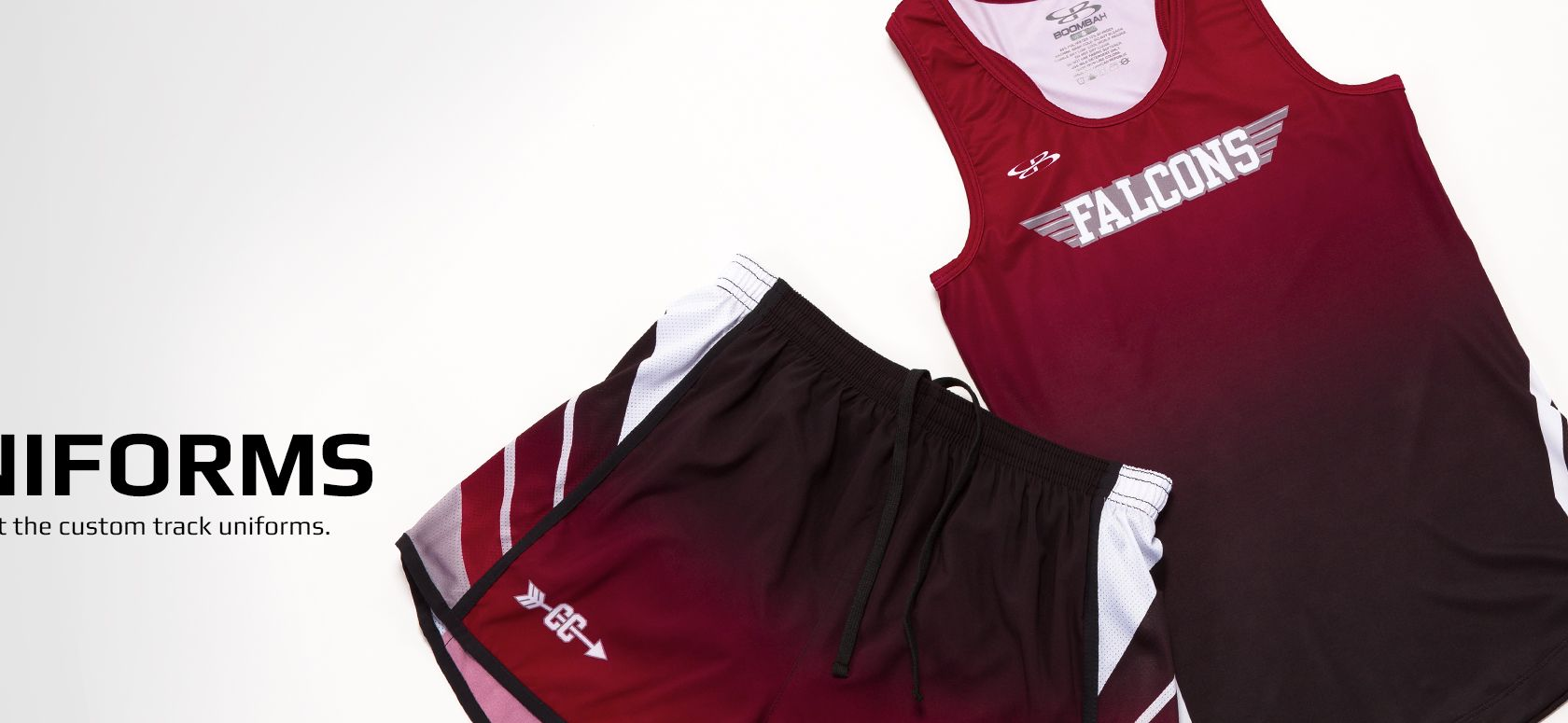 Boombah Track Uniforms