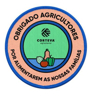 Obrigado agricultores por alimentar nossas famílias