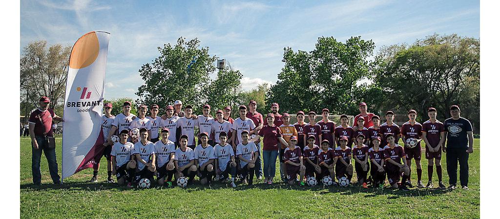 Brevant футбольная команда