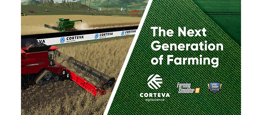 Corteva - Farming Simulator League