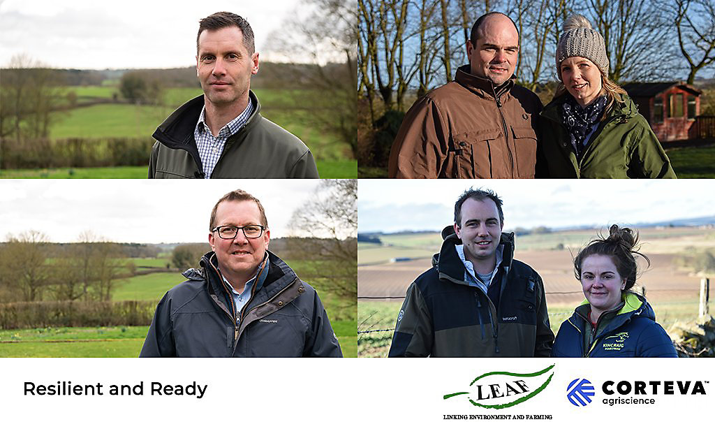 Four farms selected for Resilient and Ready  Programme after overwhelming interest