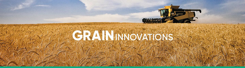 Grain Innovations hero image