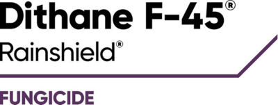 Dithane F-45 Rainshield logo